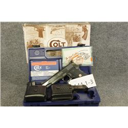 *NEW ENTRY*  RESTRICTED Colt Government 1911