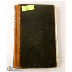 MARY BORGSTROM CERAMIC GLAZE RECIPE BOOK