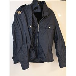 1960S RCMP JACKET WITH PATCHES