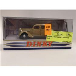 DINKY 1:43 1950 FORD V8 MODEL CAR