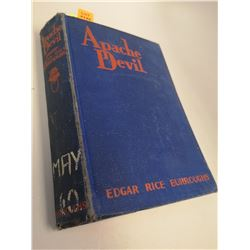 1933 APACHE DEVIL COWBOY DRUGSTORE BOOK