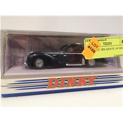 DINKY 1:43  DELAHAYE 145 MODEL CAR