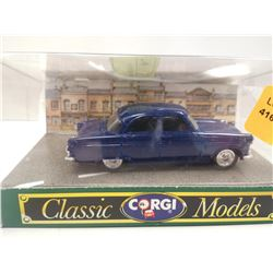 CORGI 1:43 SCALE FORD ZEPHYR SALOON MODEL