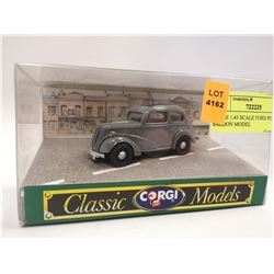 CORGI 1:43 SCALE FORD POPULAR SALOON MODEL
