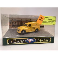 CORGI 1:43 SCALE  MORRIS 1000 POST OFFICE VAN MODE