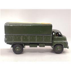 1950S DINKY ARMY WAGON