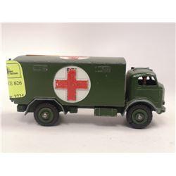 1950S DINKY ARMY AMBULANCE 626