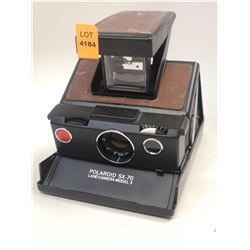 POLAROID SX70 COMPACT LAND CAMERA