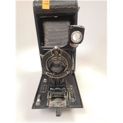 LARGE KODAK AUTOGRAPHIC FOLDING CAMERA ANTIQUE