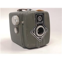 VINTAGE GERMAN DACI BOX CAMERA