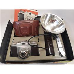1950S KODAK PONY 35MM GIFT SET IN BOX