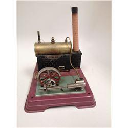 1950S GERMAN STEAM ENGINE SET
