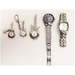 BAG OF ASSORTED ESTATE WATCHES
