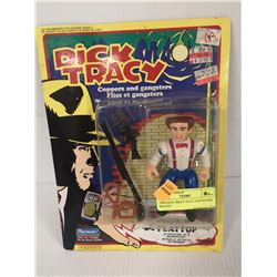 1990 DICK TRACY FLAT TOP FIGURE SEALED
