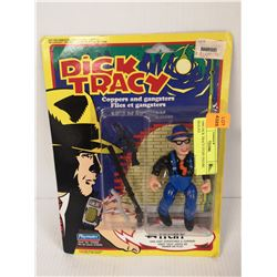 1990 DICK TRACY ITCHY FIGURE SEALED