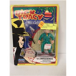 1990 DICK TRACY INFLUENCE FIGURE SEALED