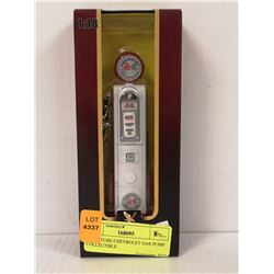 MINIATURE CHEVROLET GAS PUMP COLLECTIBLE