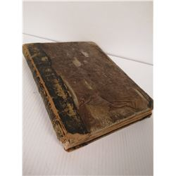 1864 ENGLISH FAMILY PRAYER BOOK