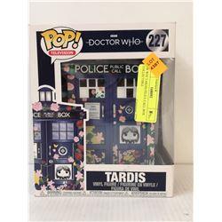 DR WHO TARDIS POLICE CALL BOX COLLECTIBLE