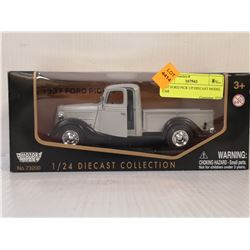 1937 FORD PICK UP DIECAST MODEL CAR