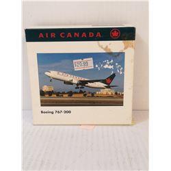 AIR CANADA BOEING 767 DIECAST PLANE