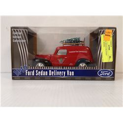 1940 FORD SEDAN DELIVERY DIECAST MODEL
