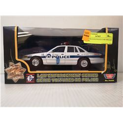 NEW ORLEANS POLICE CAR DIECAST MODEL