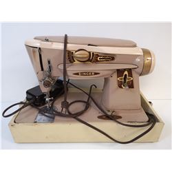 1950S SINGER SEWING MACHINE FROM MARY BORGSTROM