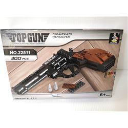 AUSINI TOP GUN MAGNUM REVOLVER 300 PIECES