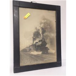 TRAIN LOCOMOTIVE PICTURE