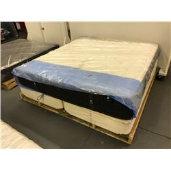 AIRELOOM HOTEL COLLECTION KING SIZE MATTRESS WITH BOX SPRINGS