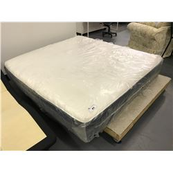 EASE ELECTRIC POWER ADJUSTABLE BOXSPRING ( NO REMOTE ) WITH KING SIZE G.S.STEARNS LUX MATTRESS