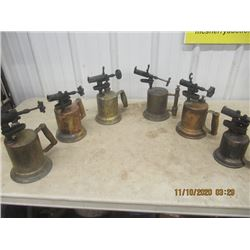 6 Blow Torches