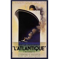 Anonymous - L'Atlantique