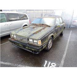 1984 Volvo 760