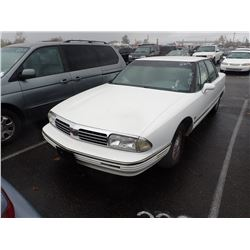 1996 Oldsmobile Ninety-Eight Regency
