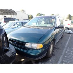 1995 Ford Windstar