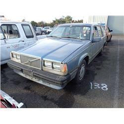 1985 Volvo 745