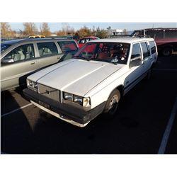 1987 Volvo 740GLE