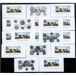 Group of (20) RCM - UNC Coin Sets