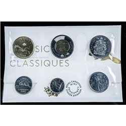 RCM 2019 Classics UNC Coin Set