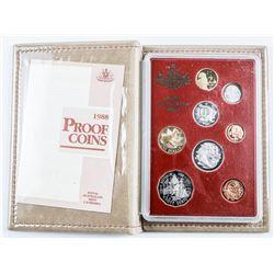 1988 Royal Australian Mint Proof Set