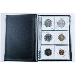Starter Coin Collection 18 Coins with Silver