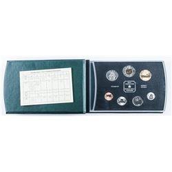 RCM 2000 Specimen Coin Set