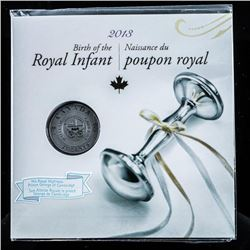 RCM 2013 Royal Infant 25 Cent Coin Folio