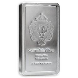 Scottsdale Mint Collector Bullion 10 Troy  ounce Stacker .999 Fine Silver