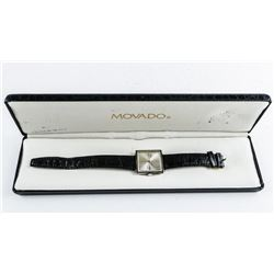 Estate - EOOX Watch Square Face, Leather