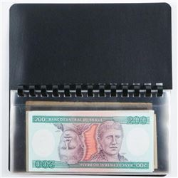 Currency Album Full of World Notes