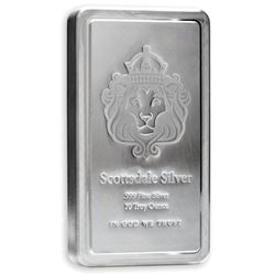 Scottsdale Mint Collector Bullion 10 Troy  ounce Stacker .999 Fine Silver