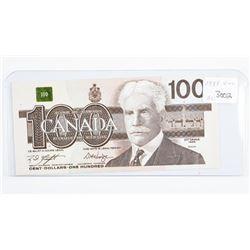 Bank of Canada 1988 100.00 UNC BC50b